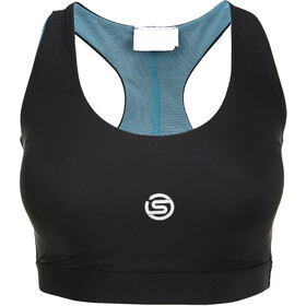 Skins Series-3 Active Bra Women, black
